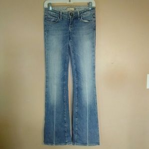 Paige 25 Laurel Canyon Boot Cut Jeans
